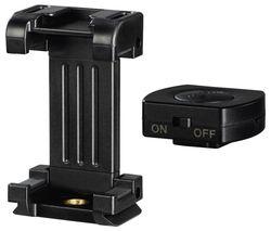 Pro II Tripod Smartphone Holder - Black