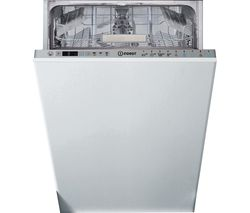 DSIO 3T224 E Z UK N Slimline Fully Integrated Dishwasher