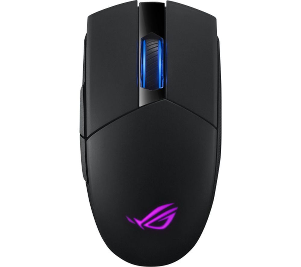 Image of ASUS ROG Strix Impact II RGB Wireless Optical Gaming Mouse