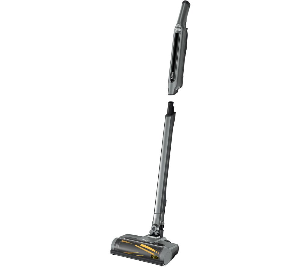 SHARK WV361UK Cordless Vacuum Cleaner - Grey, Grey