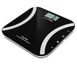 9173 BK3R Bathroom Scales - Black