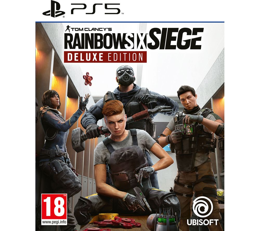 PLAYSTATION Tom Clancy's Rainbow Six: Siege Deluxe Edition