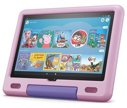 "Fire HD 10 10.1"" Kids Tablet (2021) - 32 GB, Lavender"