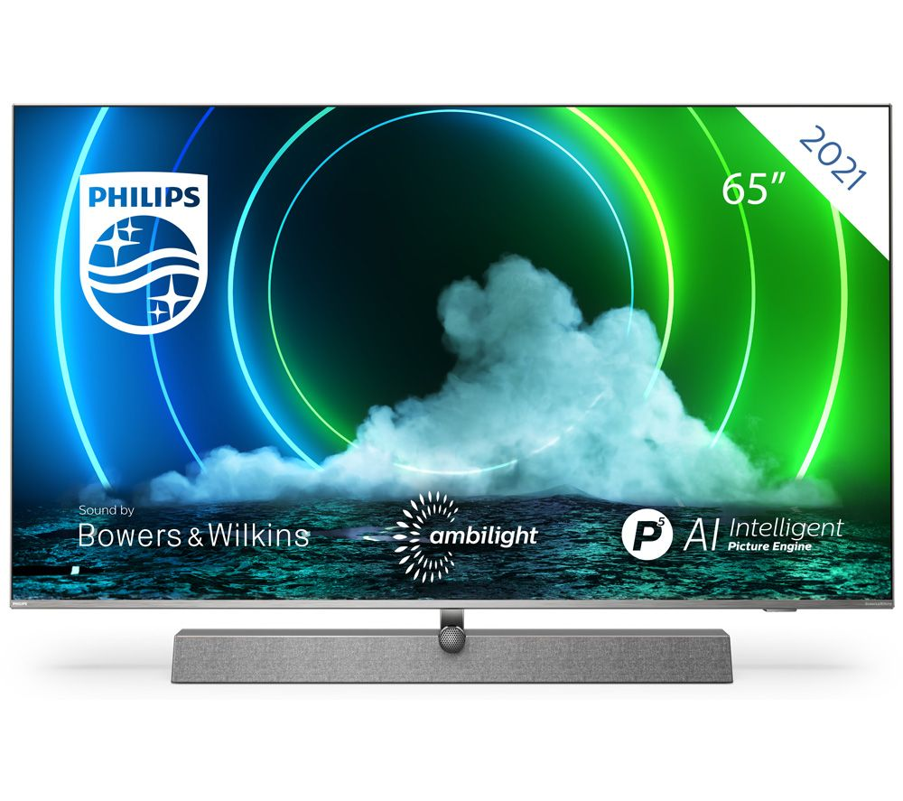 65″ PHILIPS 65PML9636  Smart 4K Ultra HD HDR MiniLED TV with Google Assistant