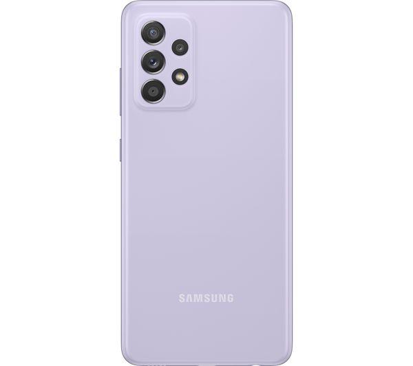 Samsung Galaxy A52s 5G - 128 GB, Awesome Violet 1