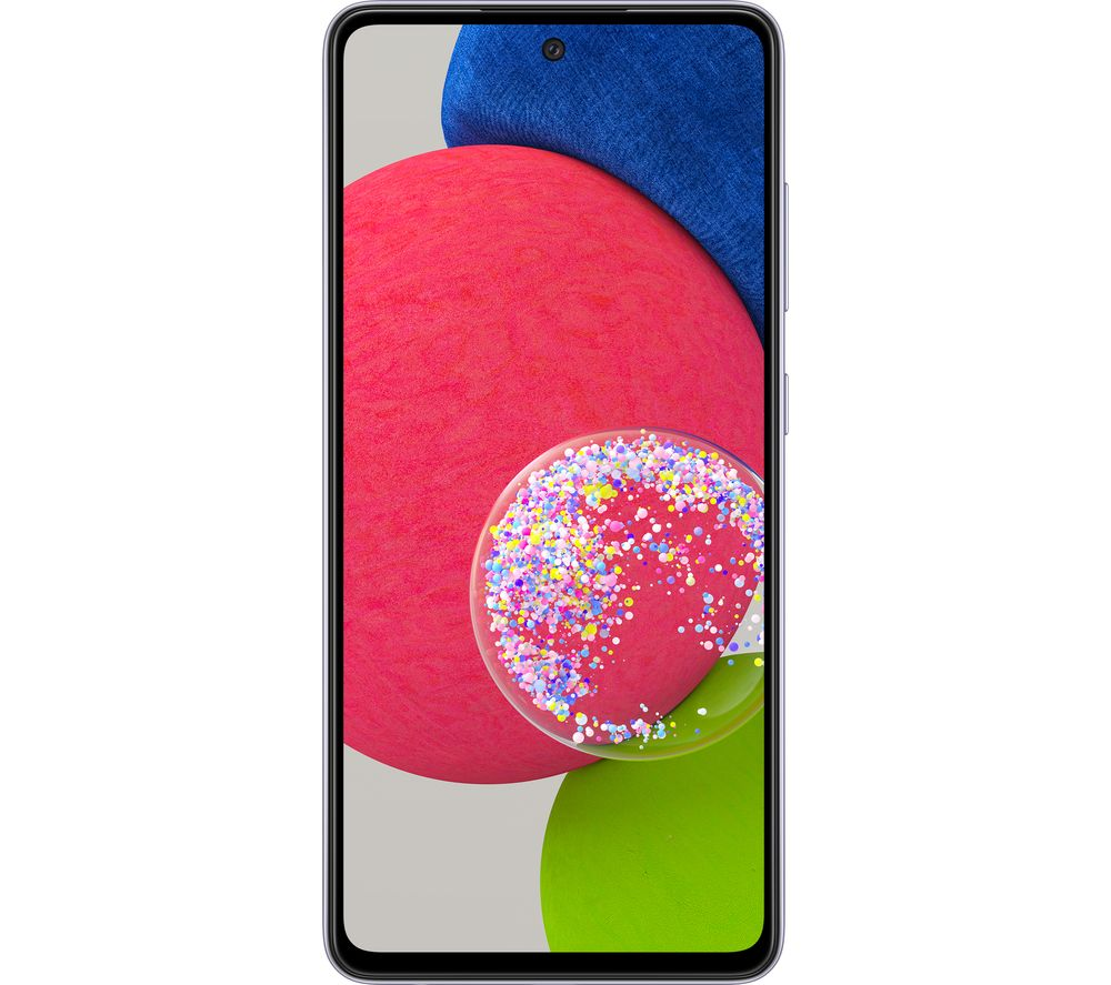 Samsung Galaxy A52s 5G - 128 GB, Awesome Violet 0
