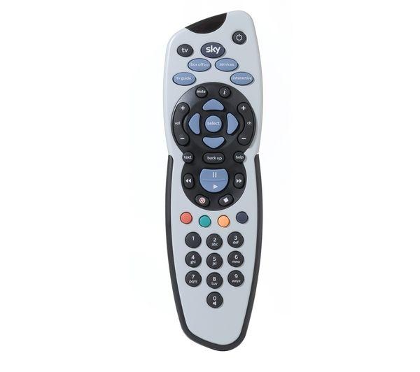 111 Sky+ TV Remote Control