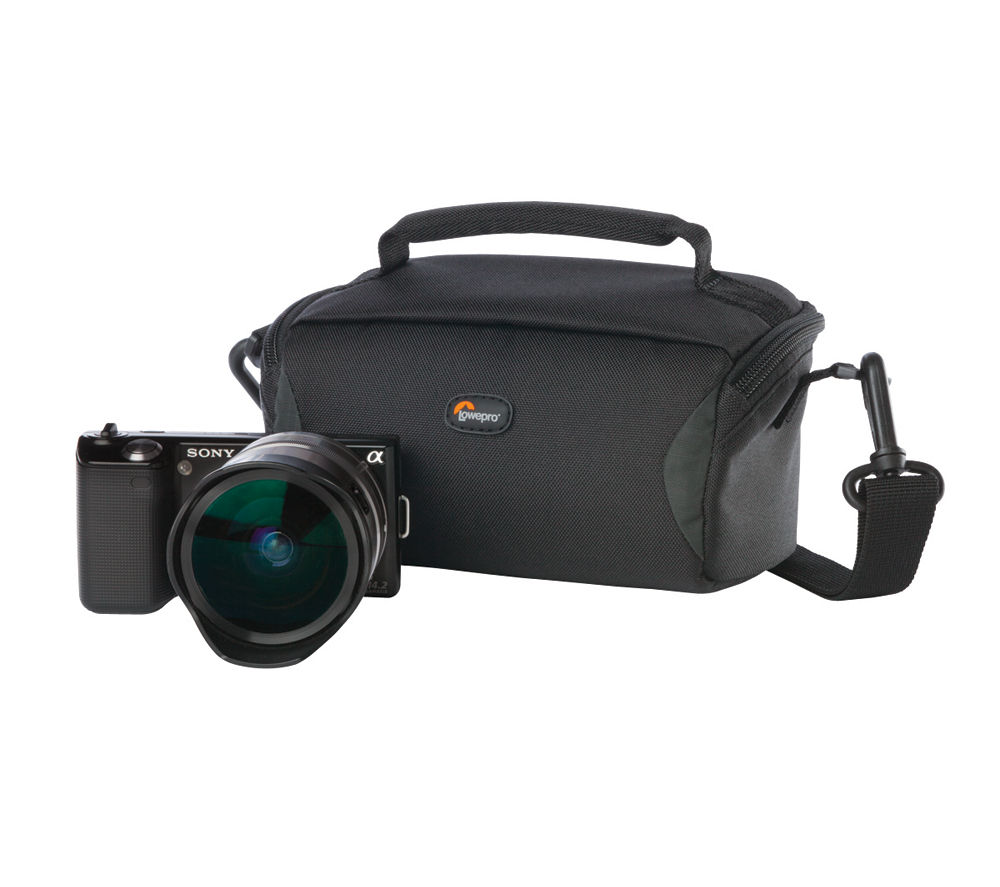 LOWEPRO Format 110 Compact System Camera Bag - Black