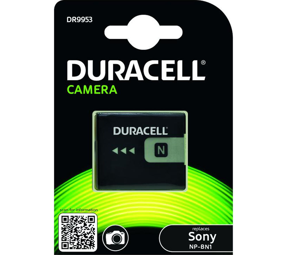 Duracell Dr9953 Lithium Ion Rechargeable Camera Battery
