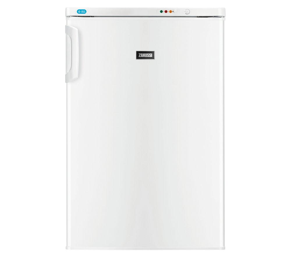 ZANUSSI ZFT11110WA Undercounter Freezer - White