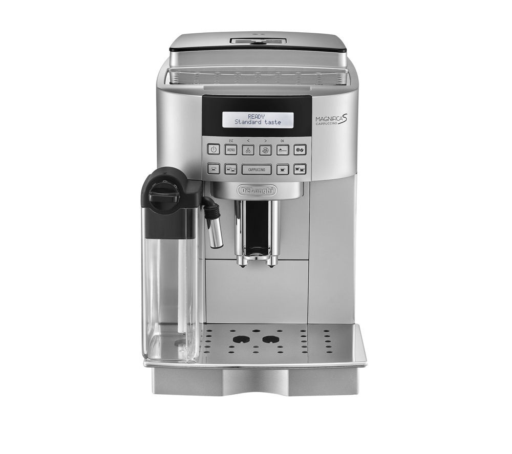 Compare retail prices of Delonghi Magnifica S ECAM 22.360.S Bean to Cup Coffee Machine to get the best deal online