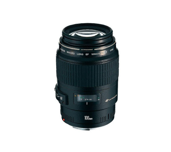 Compare cheap offers & prices of Canon EF 100 mm f-2.8 USM Macro Lens manufactured by Canon