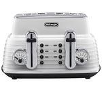 CTZ4003W Scultura Delonghi Toaster- White