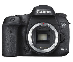 CANON EOS 7D Mark II DSLR Camera - Body Only