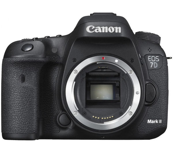 Image of CANON EOS 7D Mark II DSLR Camera - Body Only