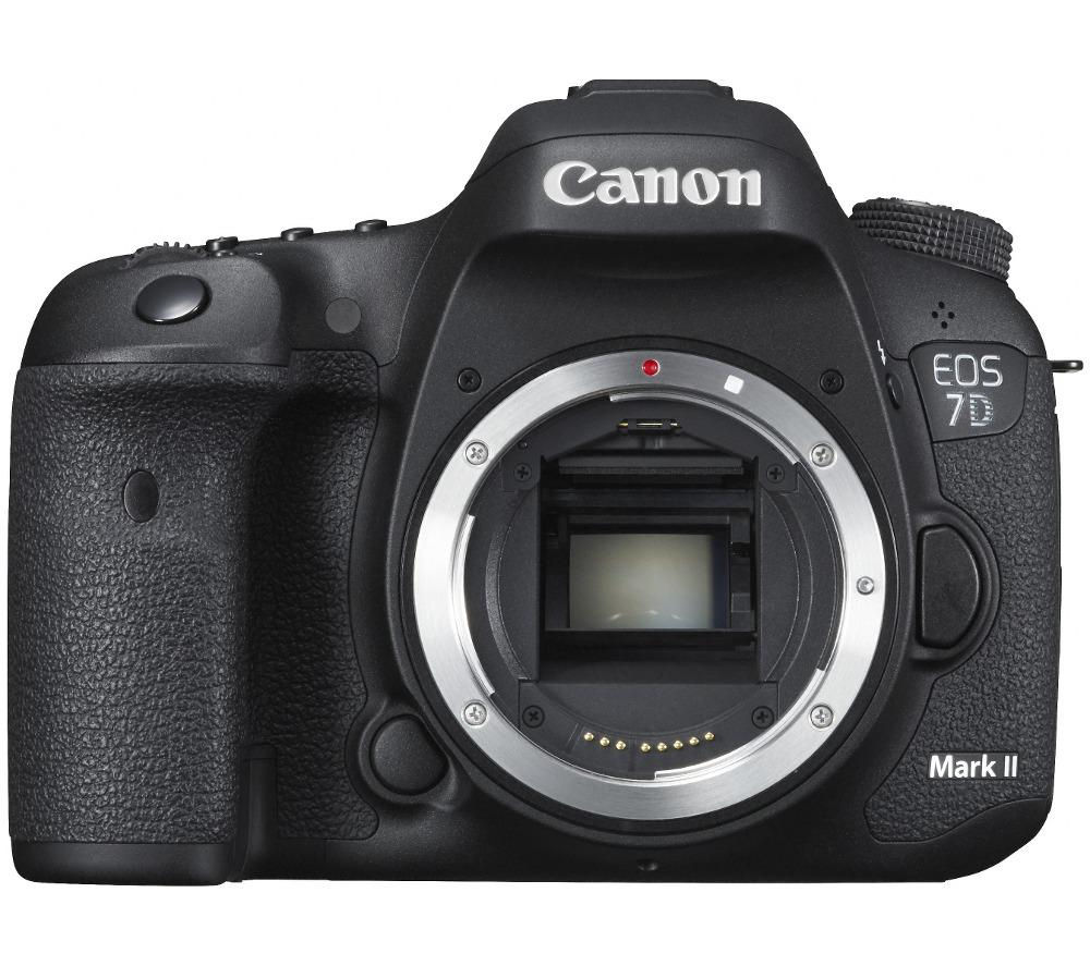 Click to view product details and reviews for Canon Eos 7d Mark Ii Dslr Camera Body Only.