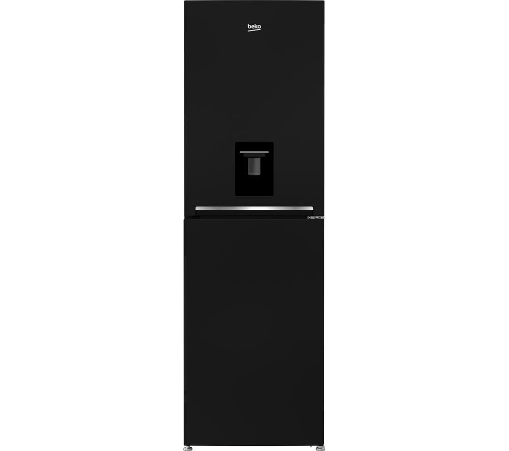 BEKO Pro CFG1691DB Fridge Freezer - Black