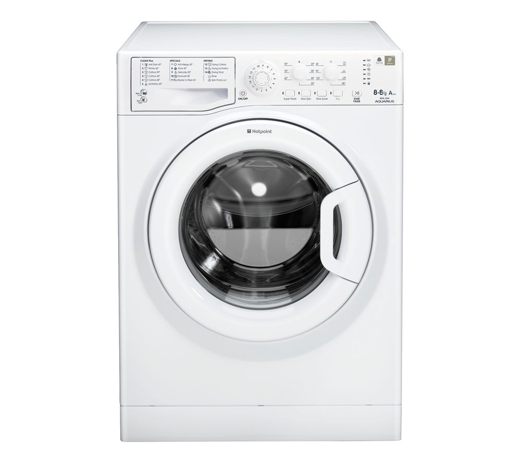 Compare cheap offers & prices of Hotpoint WDAL8640P Washer Dryer manufactured by Hotpoint