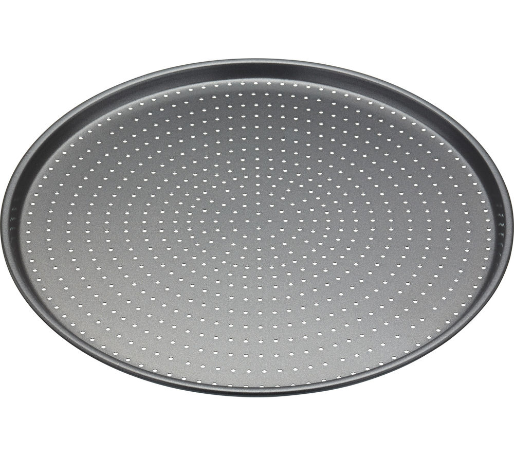Compare prices for Master CLASS Crusty Bake Non-stick Pizza Tray Stainless Steel