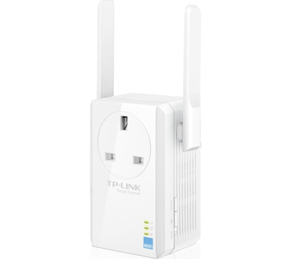 TP-LINK TL-WA860RE WiFi Range Extender - N300, Single-band