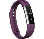 FITBIT Alta - Plum, Small