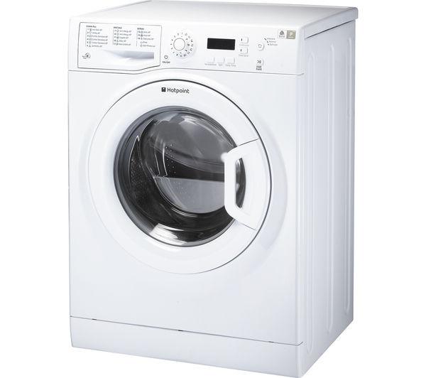 Buy HOTPOINT Aquarius WMAQF621P Washing Machine - White ...
