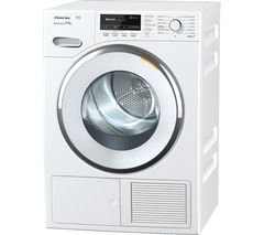 MIELE TMG840 WP Heat Pump Tumble Dryer - White