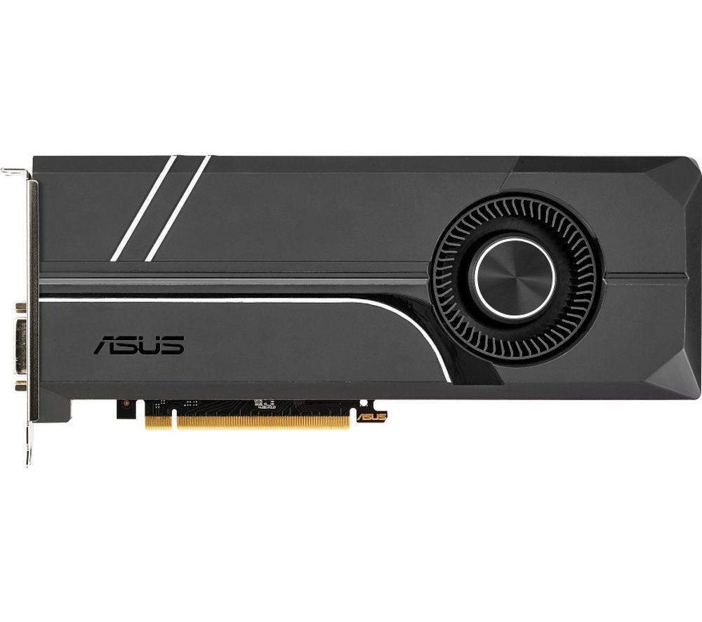 ASUS GeForce GTX 1060 6 GB Turbo Graphics Card