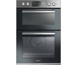 CANDY FC9D815X Electric Double Oven - Stainless Steel