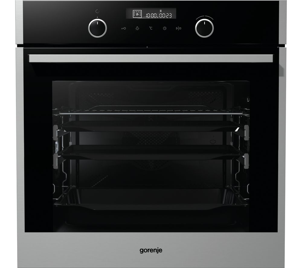 GORENJE BOP747S32X Electric Oven - Stainless Steel, Stainless Steel