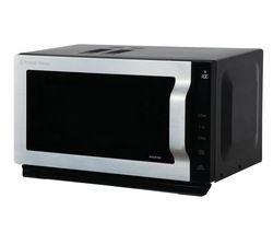RUSSELL HOBBS RHVM901 Compact Solo Microwave - Black