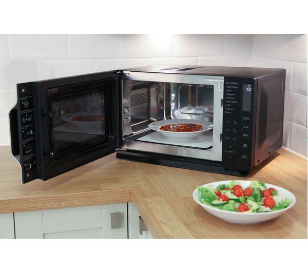 Buy Russell Hobbs Rhvm901 Compact Solo Microwave Black