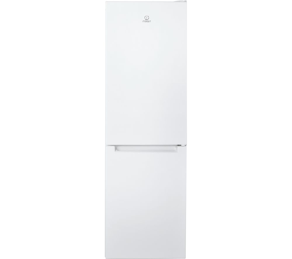 buy indesit lr8 s1 w uk 50 50 fridge freezer white free delivery currys. Black Bedroom Furniture Sets. Home Design Ideas
