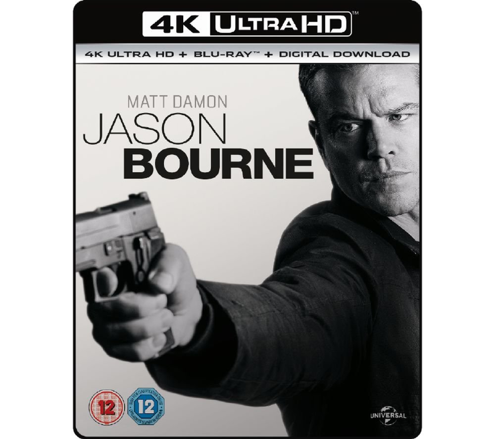 Compare prices for Universal Jason Bourne UHD