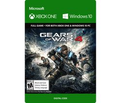 MICROSOFT Xbox One Windows 10 Gears of War 4