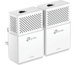 TP-LINK PA7010 Powerline Adapter Kit - AV1000, Twin Pack