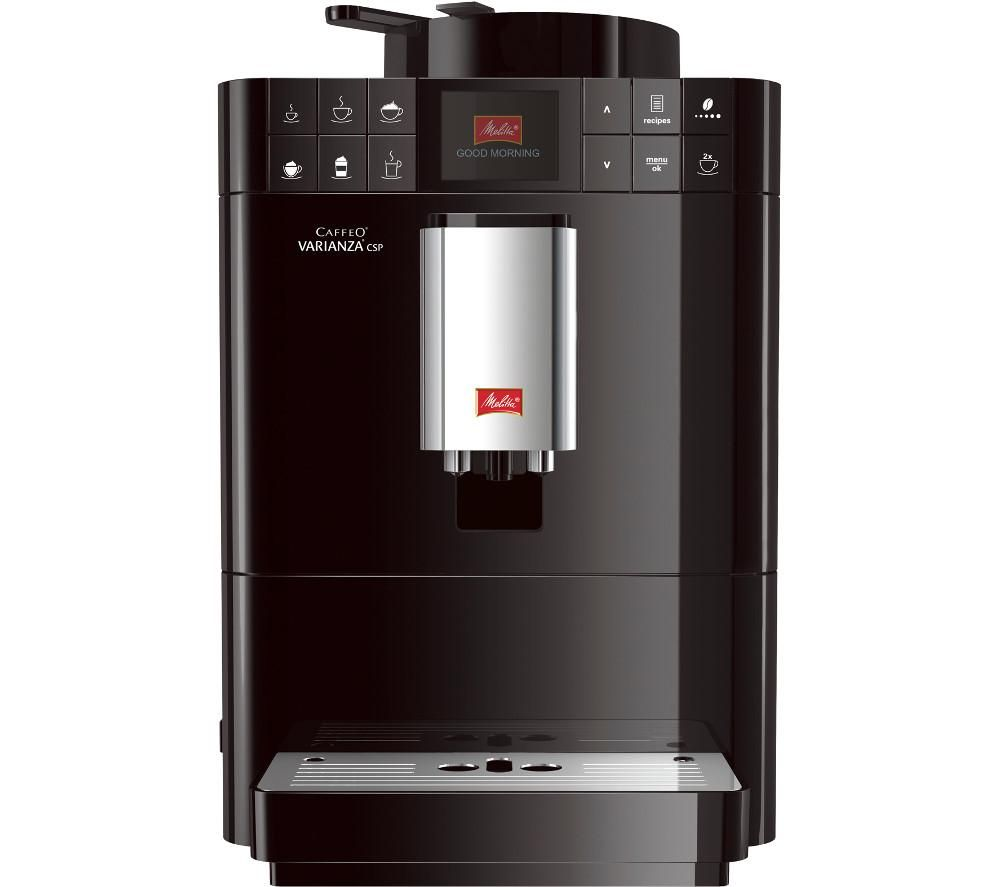 MELITTA Caffeo Varianza CSP F57/0-102 Bean to Cup Coffee Machine - Black