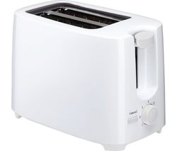ESSENTIALS C02TW17 2-Slice Toaster - White