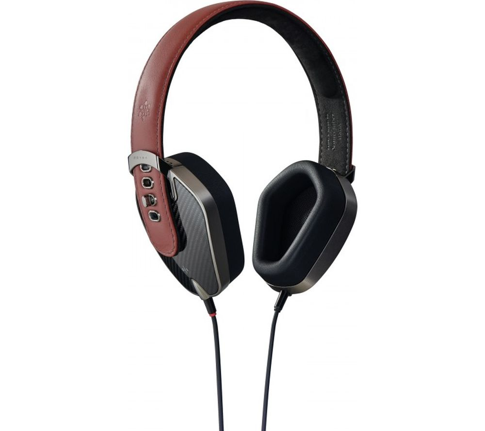 PRYMA HDP0104FIN Headphones - Carbon Marsala
