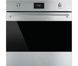 SMEG SFP6372X Electric Single Oven - Stainless Steel