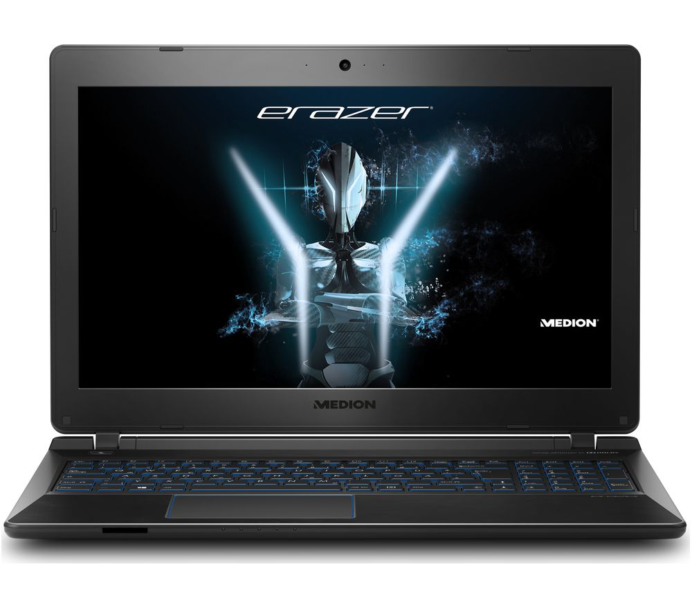 "MEDION ERAZER P6681 15.6"" Intel® Core™ i7 GTX 1050 Gaming Laptop - 1 TB HDD"