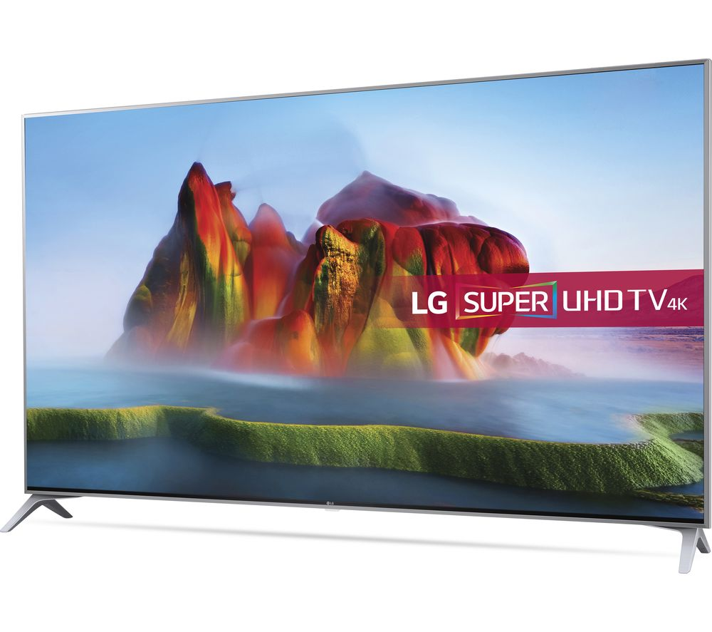 Compare retail prices of 49 Inch LG 49SJ800V Smart 4K Ultra HD HDR LED TV to get the best deal online