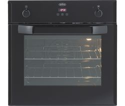 BELLING BI60EFR BLK Electric Oven - Black