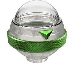 360FLY 4K & HD Action Camera Dive Housing - Green & Clear