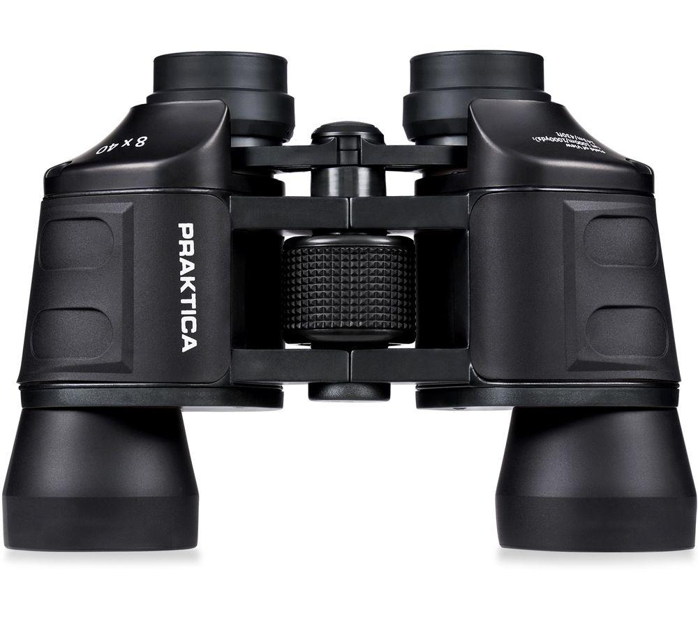 PRAKTICA Falcon 8 x 40 mm Binoculars - Black
