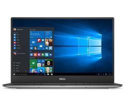 "DELL XPS 13 9360 13.3"" Touchscreen Laptop - Silver"