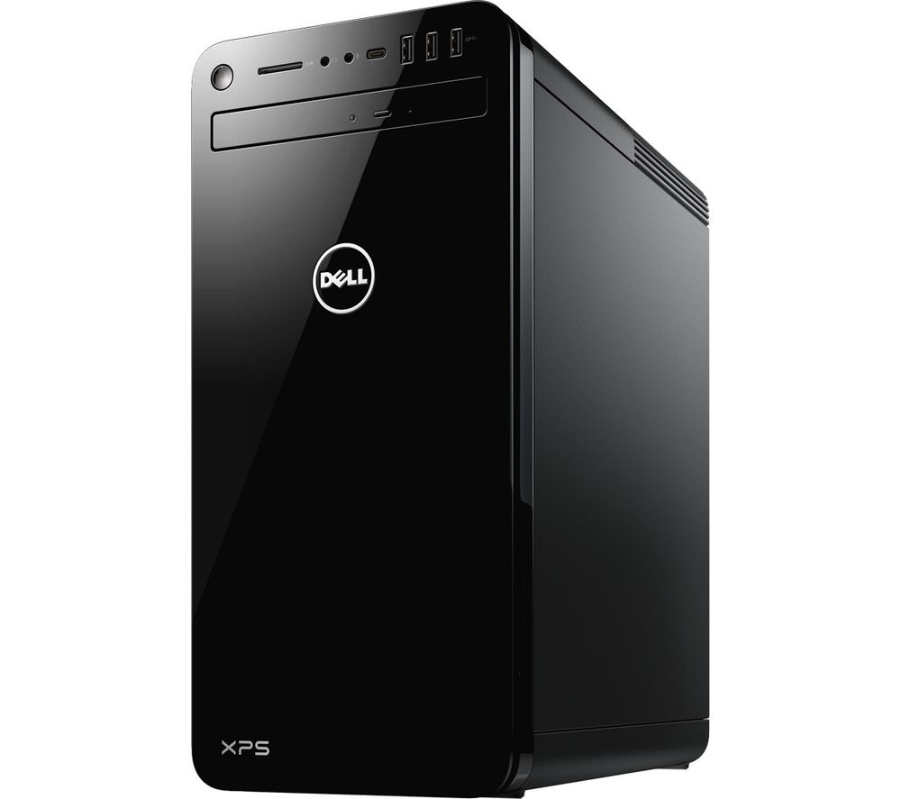 DELL XPS 8930 Intel® Core™ i7 Desktop PC - 2 TB HDD & 256 GB SSD