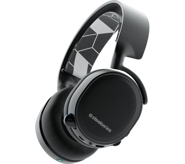 steelseries arctis 3 7 1 bluetooth wireless gaming headset. Black Bedroom Furniture Sets. Home Design Ideas