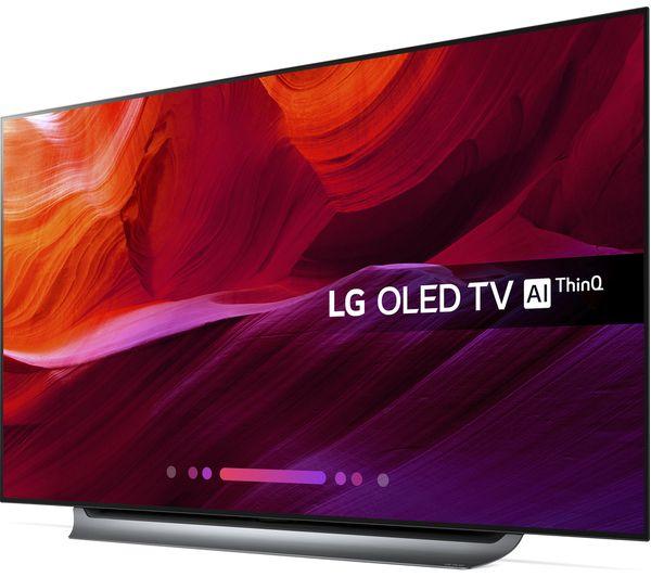 Buy Lg Oled65c8pla 65 Quot Smart 4k Ultra Hd Hdr Oled Tv