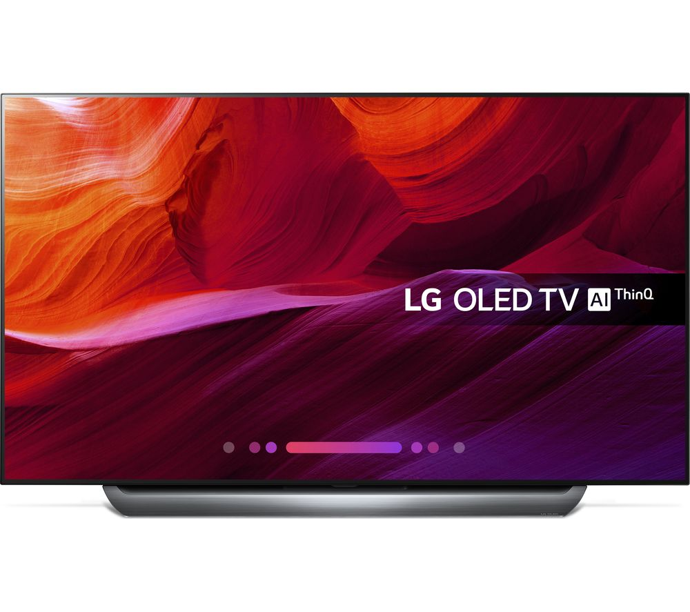 "LG OLED65C8PLA 65"" Smart 4K Ultra HD HDR OLED TV"